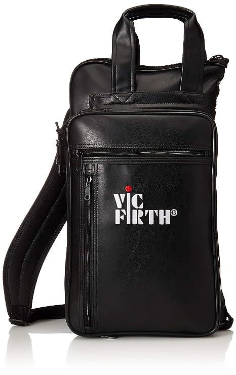 Vic Firth SBAG2 - Funda de baquetas, capacidad para 24 pares, correa