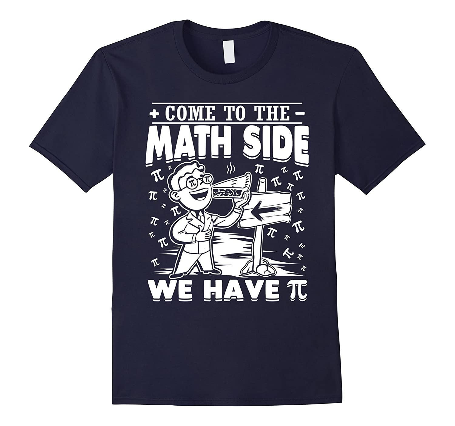 Come To The Math Side We Have Pi - Pi Day 2017 Happy Pie Day-CD