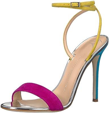 90a4075a079e Amazon.com  Giuseppe Zanotti Women s E70129 Dress Sandal