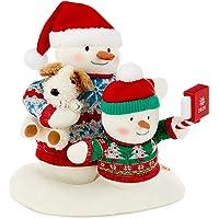 HMK Hallmark Cozy Christmas Selfie Musical Plush