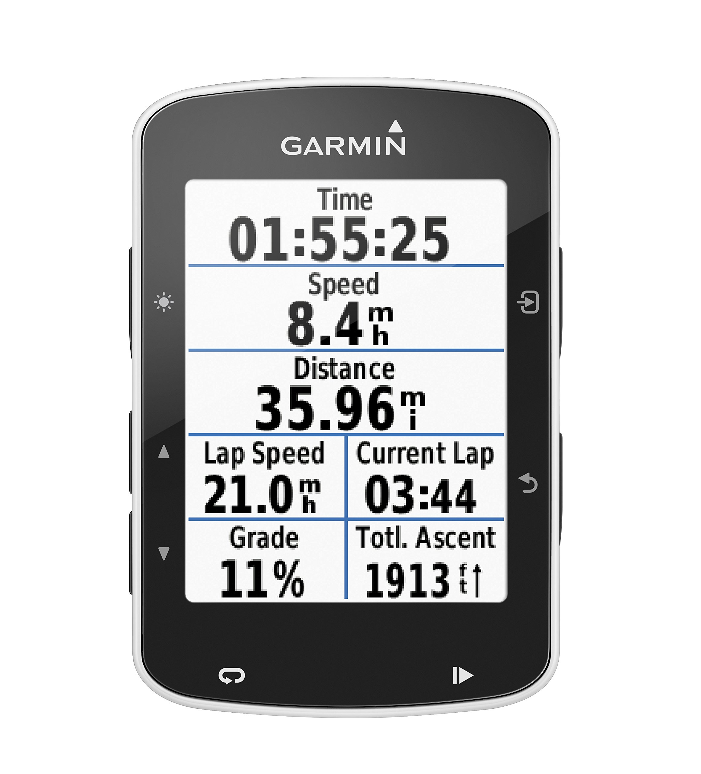 Garmin Edge 520 with PlayBetter Portable USB Charger, Hard Carrying Case, Bike Mounts & USB Cable POWER BUNDLE | High-Res Color Display | GPS Bike Computer by PlayBetter (Image #2)
