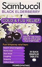 SAMBUCOL BLACK ELDERBERRY COLD & FLU