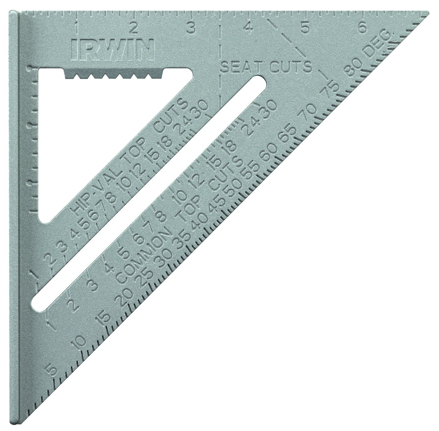 Swanson Tool TA126 Black Oxide Rafter Square 16-Inch X 24-Inch
