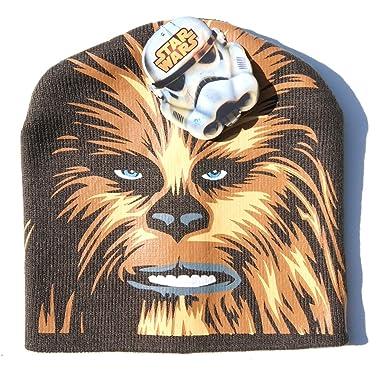 Amazon.com  childrens  Star Wars Chewbacca Beanie Cap  Clothing 2ed74f6d707