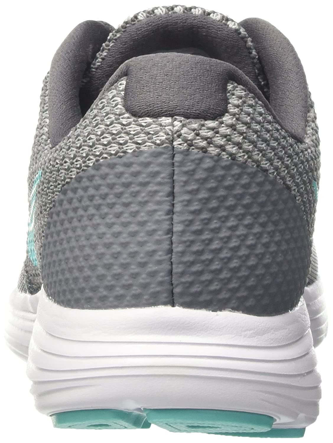 NIKE Women's US|Cool Revolution 3 Running Shoe B007NALJ5A 8.5 B(M) US|Cool Women's Grey/Aurora Green/Dark Grey/White b93d14