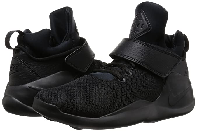 new styles a95c5 90bdd Nike Men s Kwazi Basketball Shoe, Black Black, 7.5 D(M) US  Amazon.ca  Shoes    Handbags