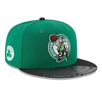 buy popular ead43 4e067 Boston Celtics New Era NBA 2018 On Court All-Star Collection 9FIFTY -  One-Size  , Baseball Caps - Amazon Canada