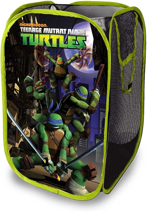 Disney Nickelodeon Teenage Mutant Ninja Turtles Pop Up Hamper