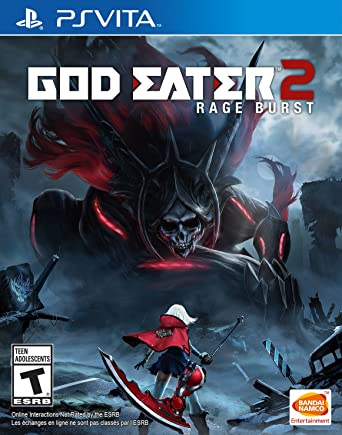 God Eater 2 Rage Burst - PS Vita [Digital Code]: Amazon co