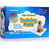 All-Absorb Training Pads 100-count, 55.9 cm x 58.4 cm