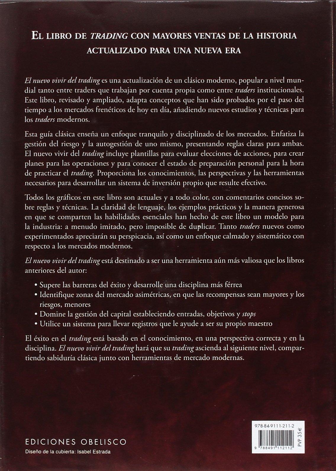 El nuevo vivir del trading (EXITO): Amazon.es: ALEXANDER ELDER, ISRAEL  PLANAGUMÀ LÓPEZ: Libros