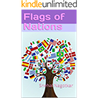 Flash cards of Flags of Nations: Snehal Nagotkar (Flag Flash cards Book 8)