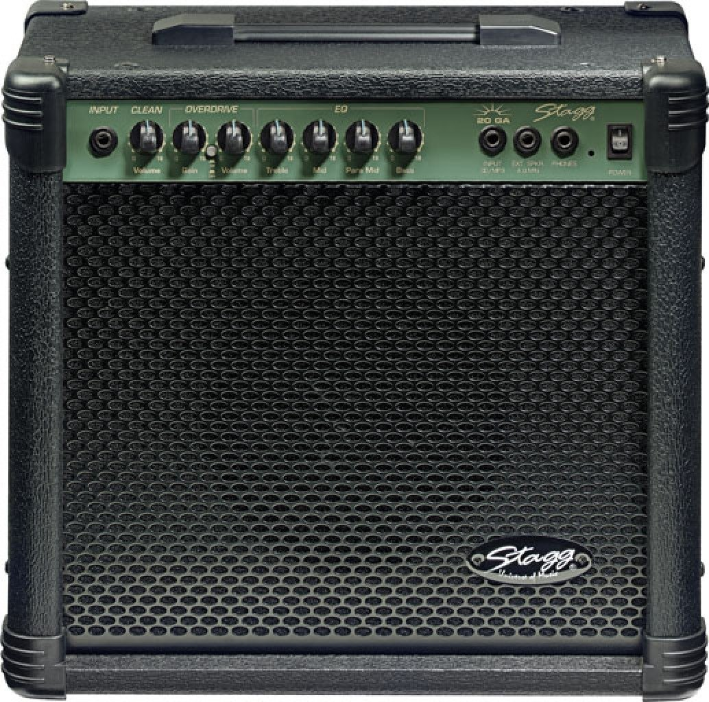 Stagg 20 GA USA 20-Watt Guitar Amplifier by Stagg