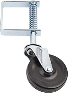 National Hardware N192-217 856 Gate Caster In Zinc