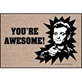 You're Awesome Doormat - AUTHENTIC High Cotton Product