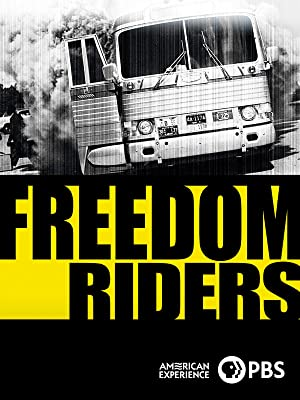 DVD cover for Freedom riders.