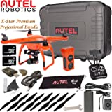 Autel Robotics X-Star Premium Drone Beginners Bundle (Orange)
