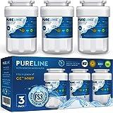 Pureline MWF Water Filter Replacement. Compatible with GE MWF, MWFP, MWFAP, MWFA, MWFINT, GWF, GWFA, HWF, HWFA, HDX FMG-1, Sm