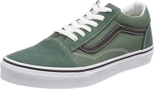 vans old skool kids Green Online