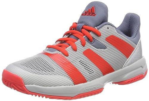 Adidas Stabil X Jr, Zapatillas de Balonmano Unisex para Niños, Gris (Acenat/Roalre/Plamet 000), 36 2/3 EU: Amazon.es: Zapatos y complementos