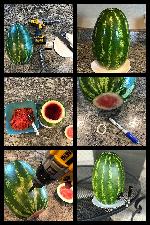 Amazon.com: Pumpkin Watermelon Keg Tap Kit - Standard Faucet and 4 ...