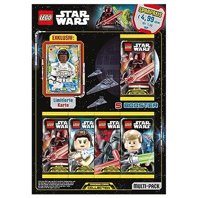 Top Media 180248 Lego Star Wars Cartas coleccionables, Multi Pack: Juguetes y juegos