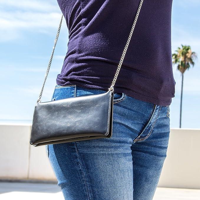 Kroo - Cadena de sustitución para carteras, monederos y bolsos, 116,8 cm: Amazon.es: Electrónica