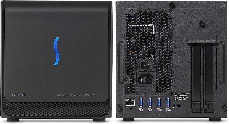 Sonnet Egfx Breakaway Box 750ex Gpu 750wex Tb3 Computer Zubehör