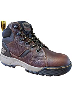 4b98d1f3208 Dr. Martens Mens Brace Hiking Style Safety Boot: Amazon.co.uk: Shoes ...