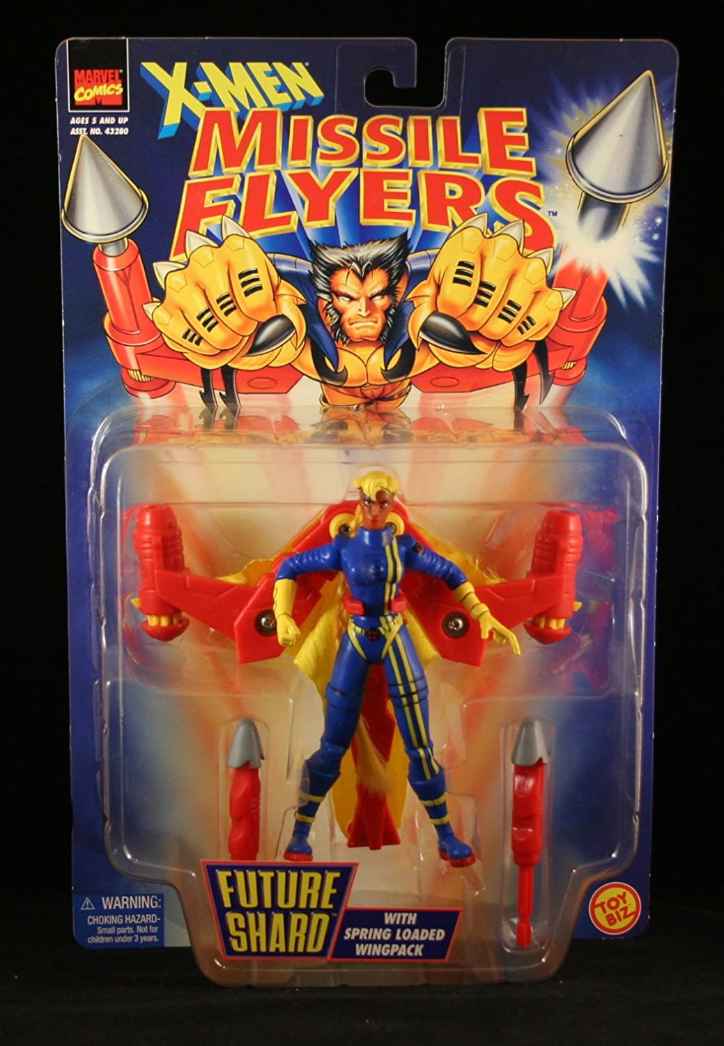 X-Men Missile Flyers Future Shard Action Figure