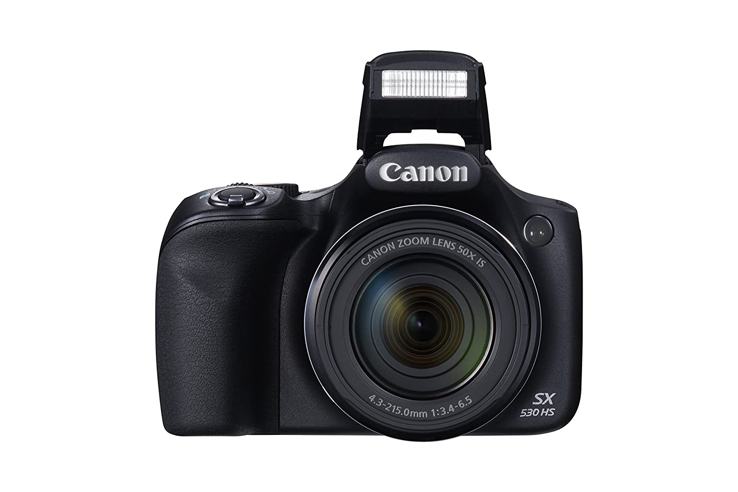 Amazon.com : Canon PowerShot Digital Camera SX530 with 50x Optical Zoom,  Built-in Wi-Fi and NFC - Black : Camera & Photo