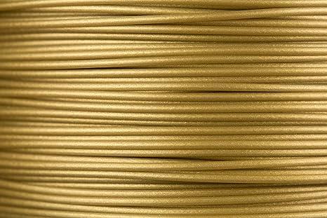 Make a Shape Filamento PLA Oro Glitter Special para impresoras 3D ...