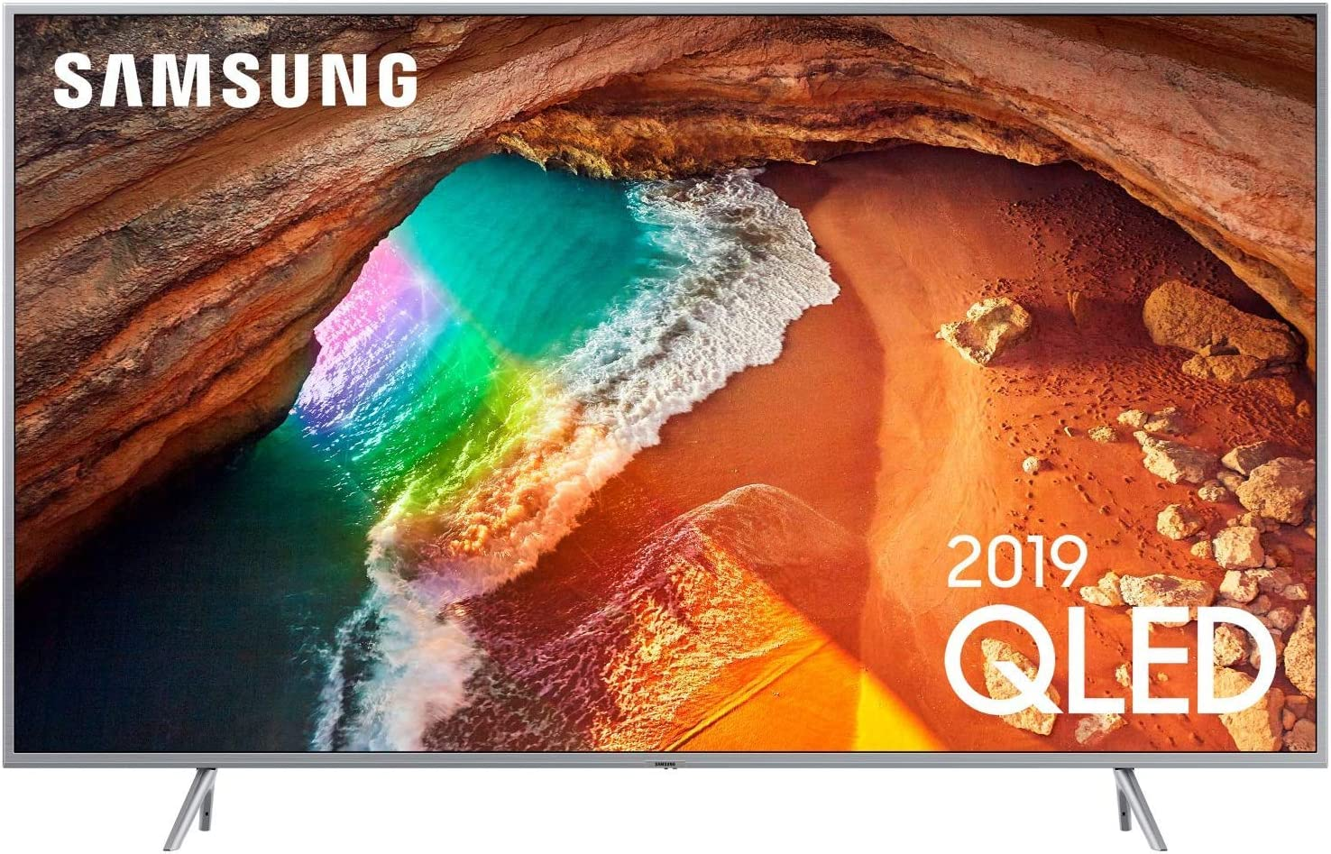 Samsung - Smart TV 4K/UHD QLED 49