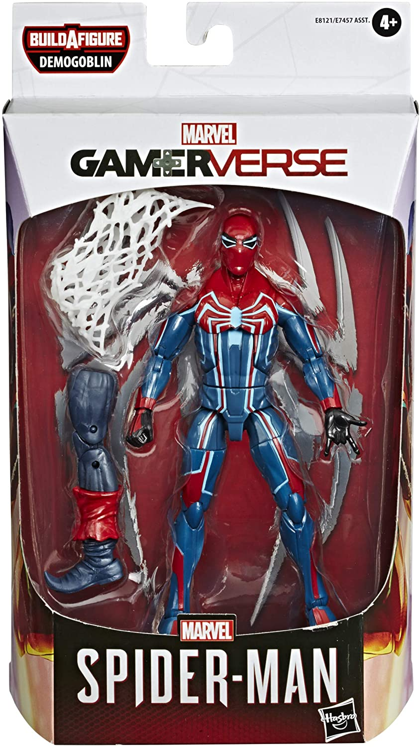 Spider-Man Action Figure Marvel leggende Tuta di velocità
