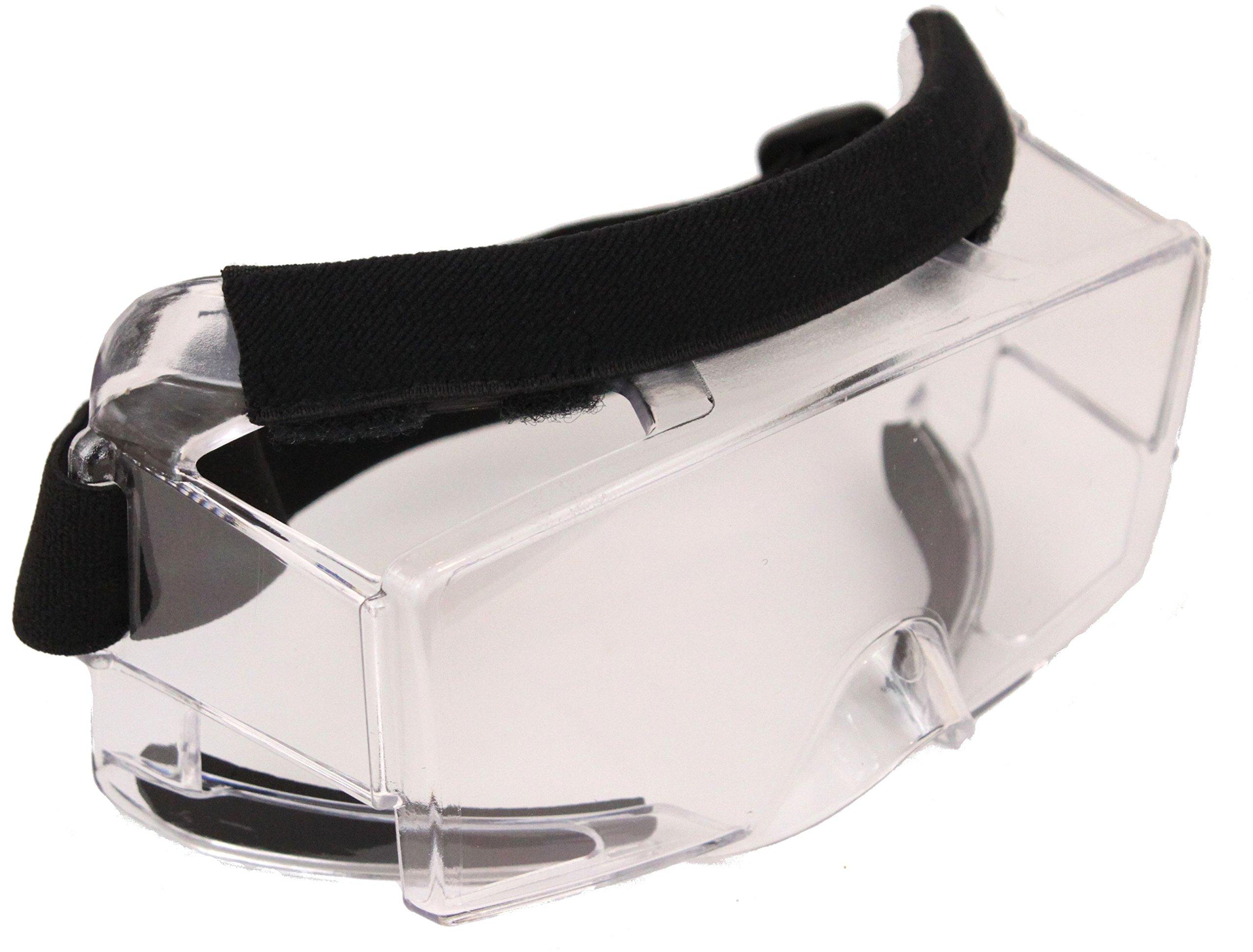 Python Overglasses Protective Racquetball Eyeguard (Eyewear)