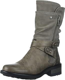 ad8e89fe4b8 Amazon.com   UGG Women's Niels Zippered Boot   Mid-Calf
