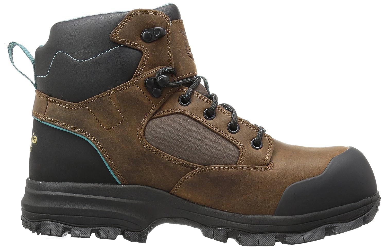 Georgia Gb00158 Mid Calf Boot B0721Y4SC5 6 W US|Dark Brown