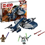 LEGO Star Wars- General Grievous Combat Speeder TM Star Wars Juego de Construcción, Multicolor, única (75199)