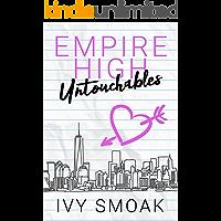 Empire High Untouchables book cover