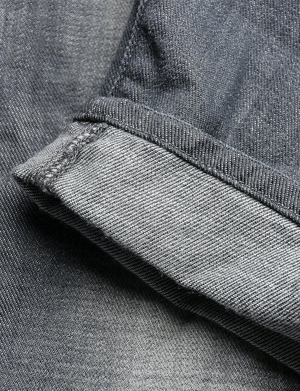 Replay WA698 34A 867 009 Pilar  Damen Jeans Grau Trousers Denim
