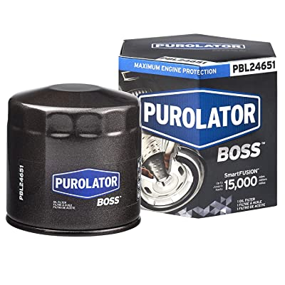 Purolator PBL24651 PurolatorBOSS Maximum Engine Protection Spin On Oil Filter: Automotive