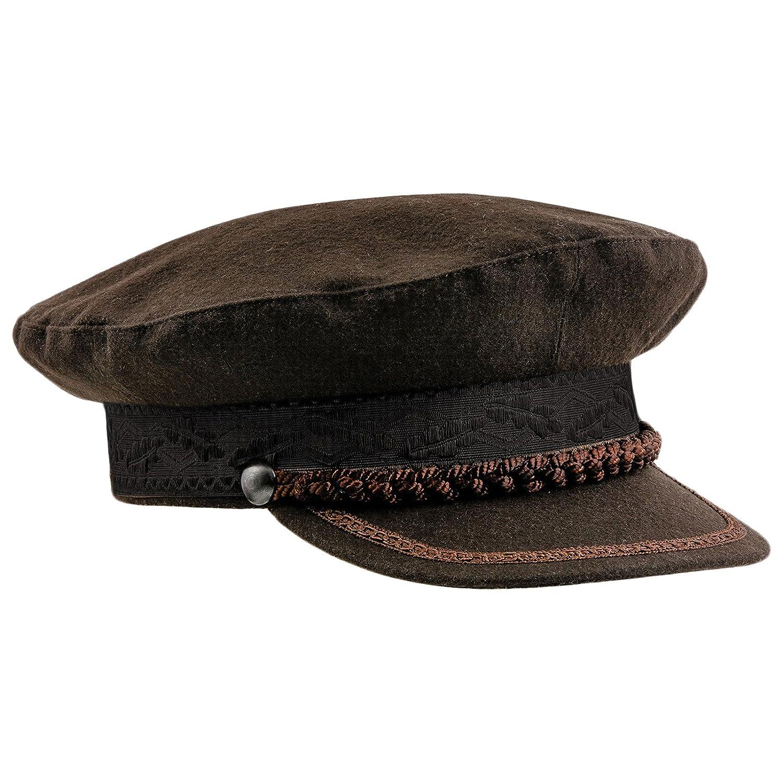 Sterkowski Kashubia Model 1 Merchant Fleet Officer Peaked Cap