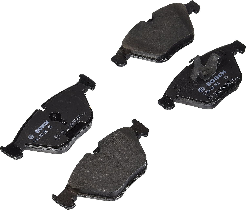 Bosch 0986494354 EuroLine Disc Brake Pad Set