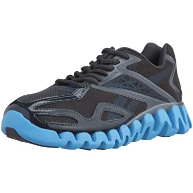 Reebok Women's Running Shoes Zig Sonic Gravel / Malibu Blue