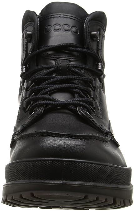 ECCO Men's Track 6 Gore Tex Moc Toe High Winter Boot