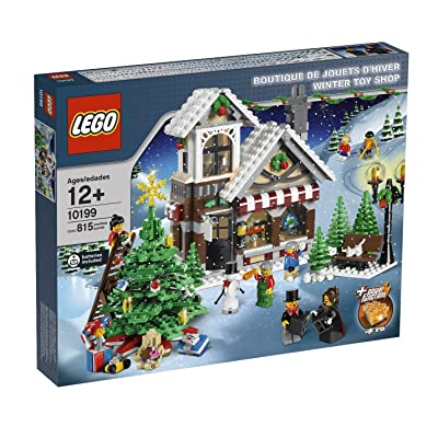 LEGO Creator Winter Toy Shop 10199: Toys & Games