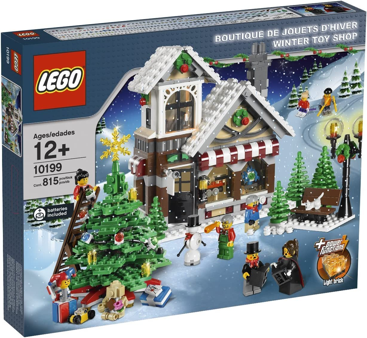 LEGO Creator Winter Toy Shop 10199