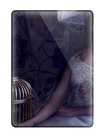 Amazon.com: New Premium Flip Case Cover Human Skin Case For ...