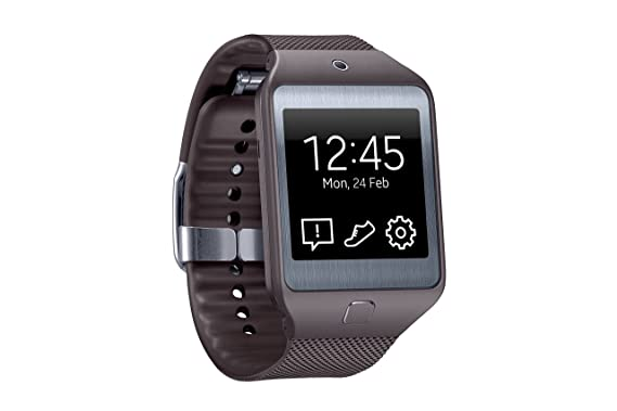 Samsung Gear 2 Neo Smartwatch - Gray (US Warranty) (Discontinued by Manufacturer)