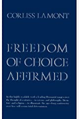 Freedom of Choice Affirmed Paperback